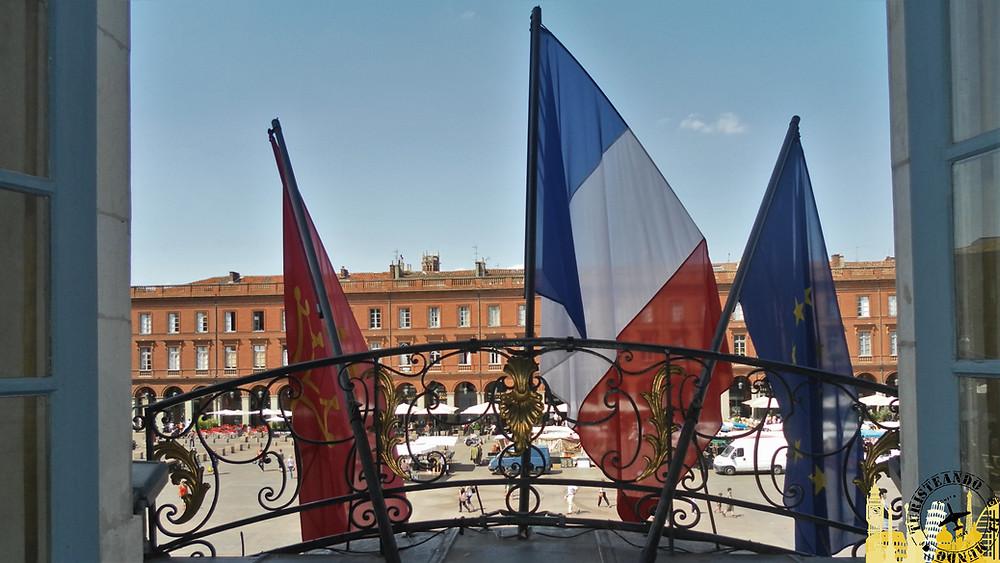 Plaza Capitolio (Toulouse)