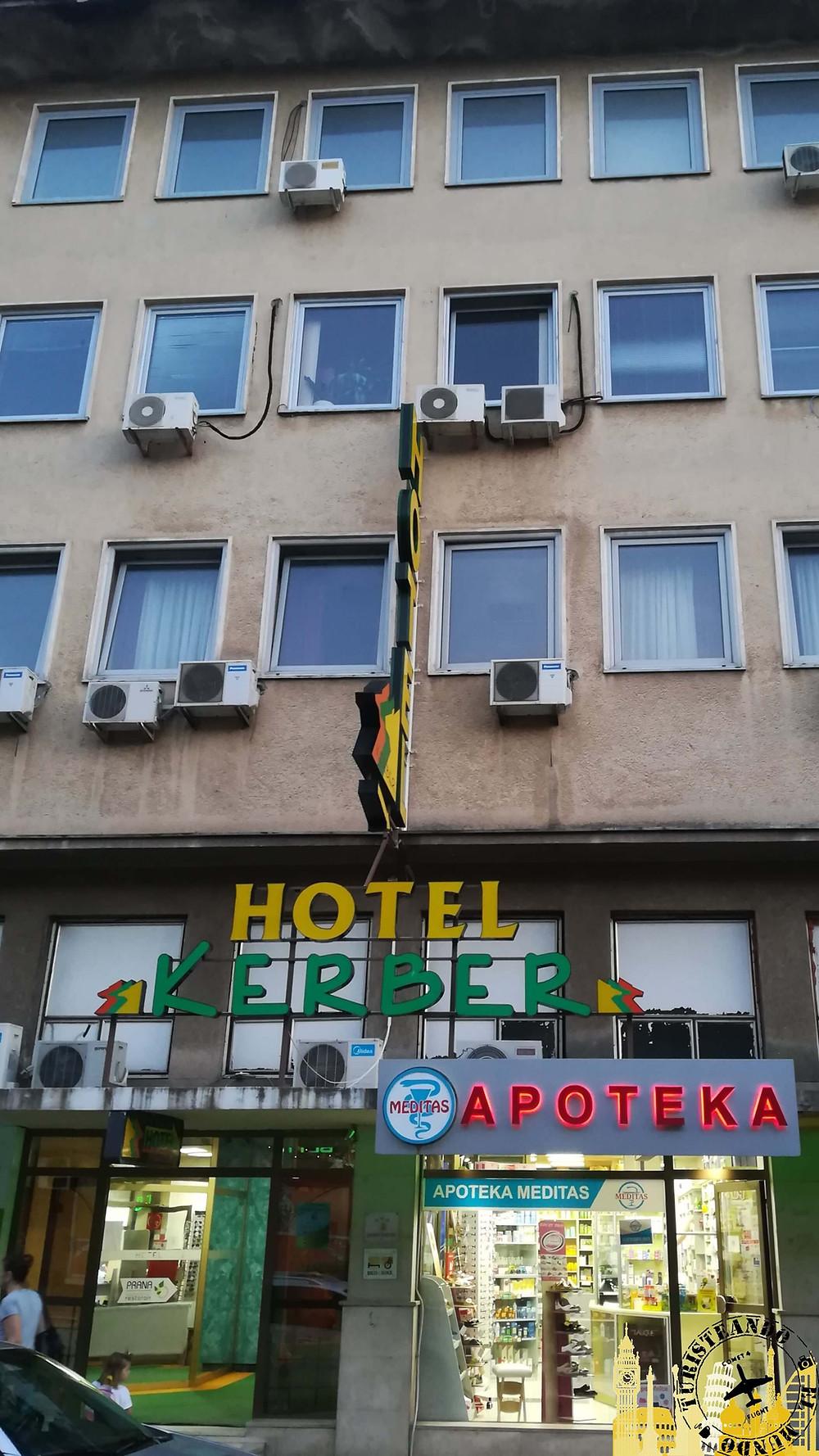 Hotel Kerber. Podgorica
