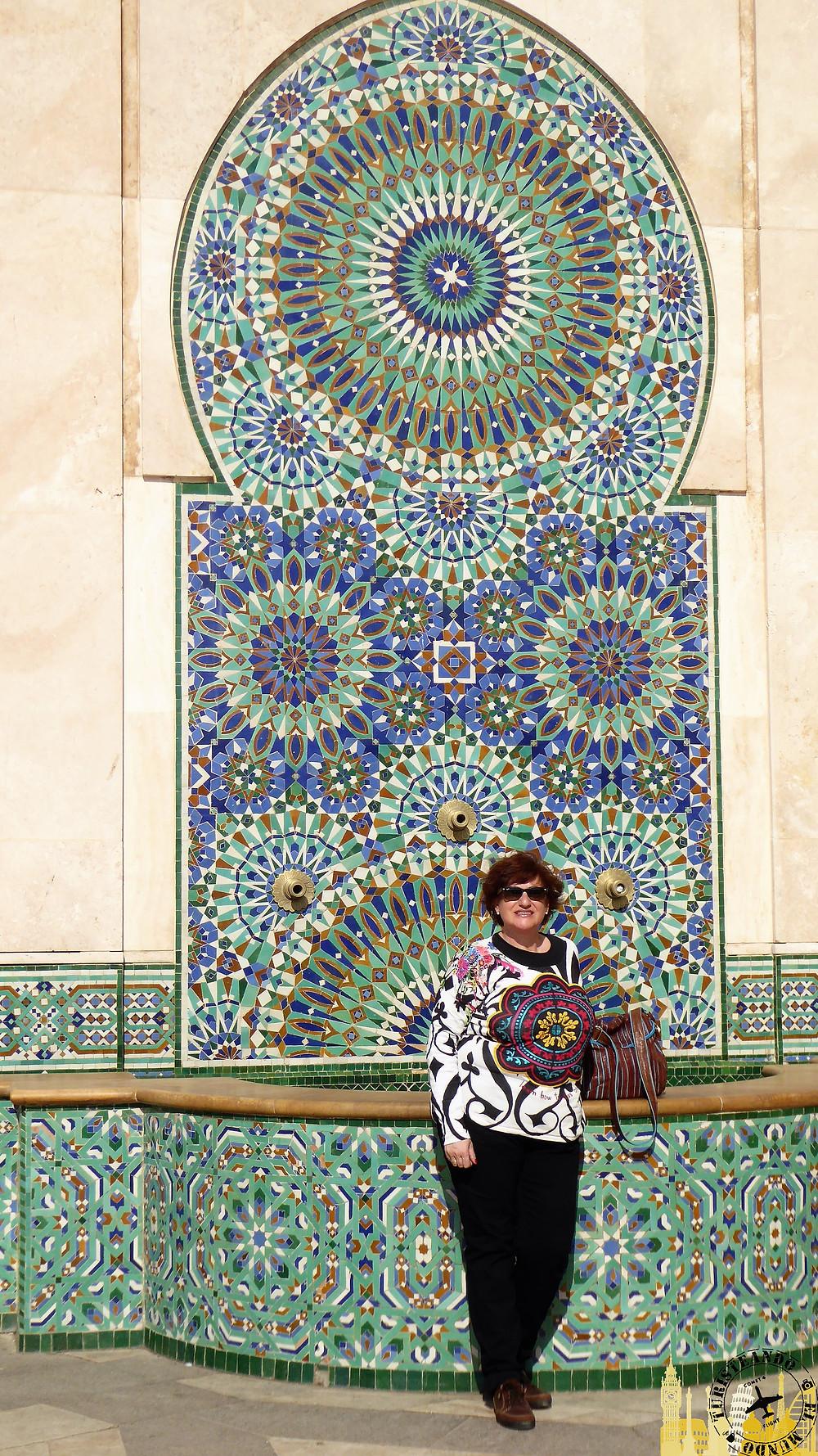 Mezquita de Hassan II, Casablanca (Marruecos)