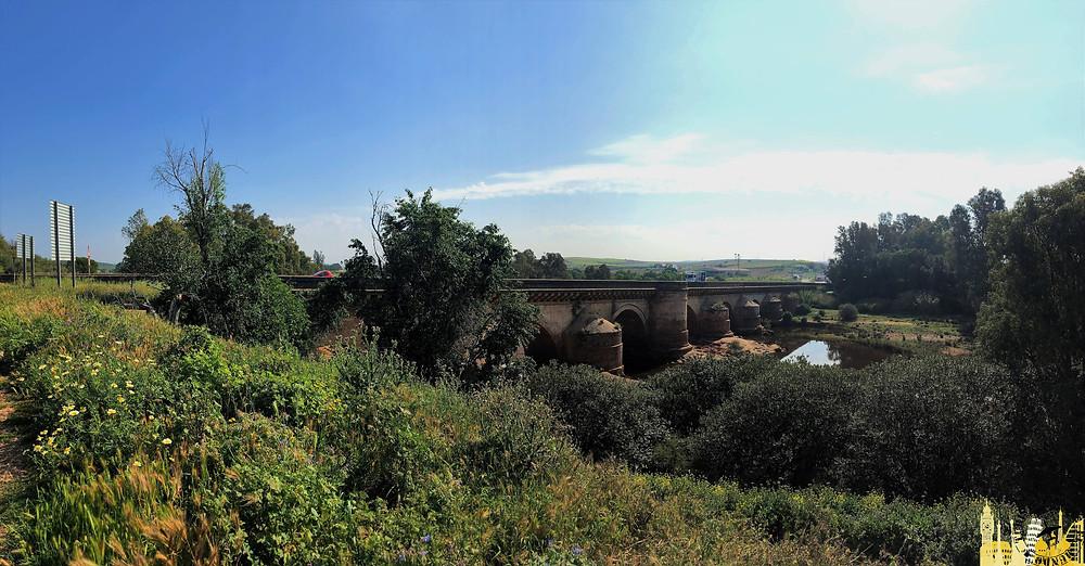 Puente Romano de Niebla (Huelva). Andalucía