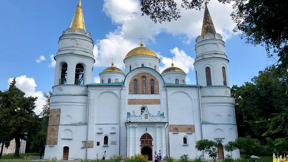 Catedral de la Transfiguración. Chernigov (Ucrania)