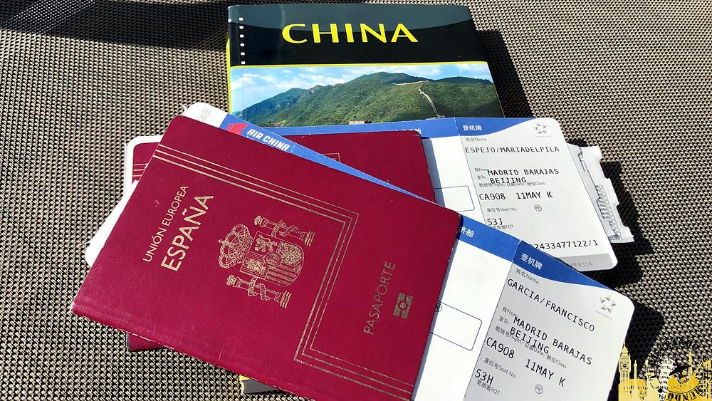 Viaje a China de Turisteando el Mundo