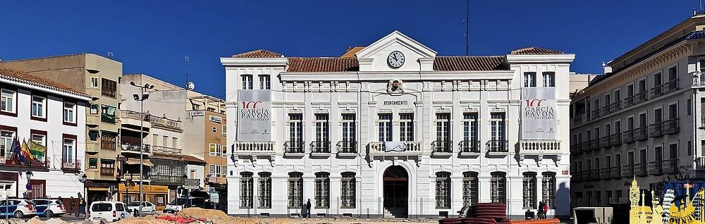 Tomelloso (Castilla la Mancha). Ayuntamiento