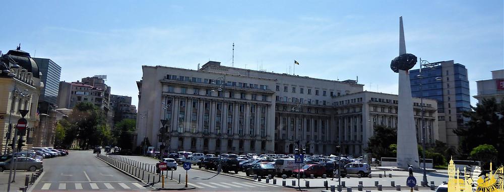 Plaza de la Revolución de Bucarest (Rumanía)