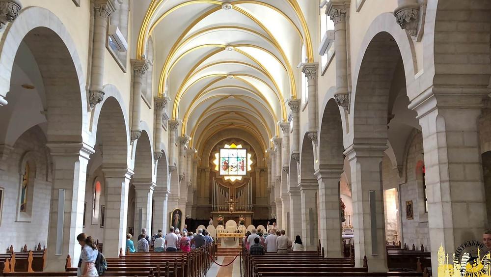 Iglesia de Santa Catalina. Belén (Palestina)