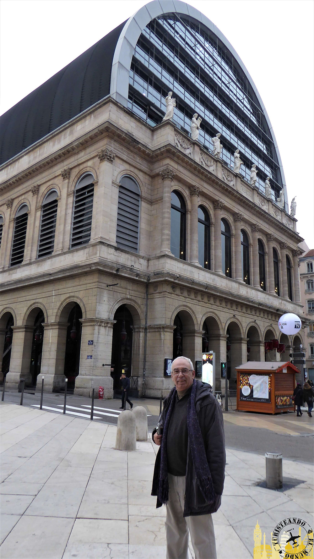 Palacio Opera. Lyon (Francia)