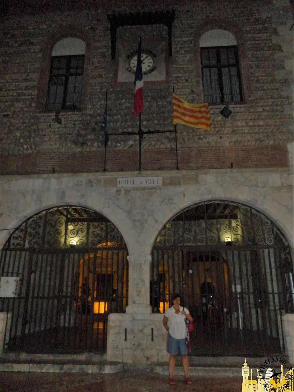 Ayuntamiento Perpignan (Francia)