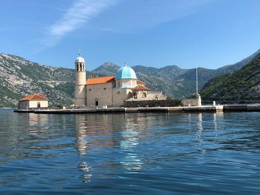 Bahía de Kotor (Unesco) en barco: Perast y sus islas. Montenegro