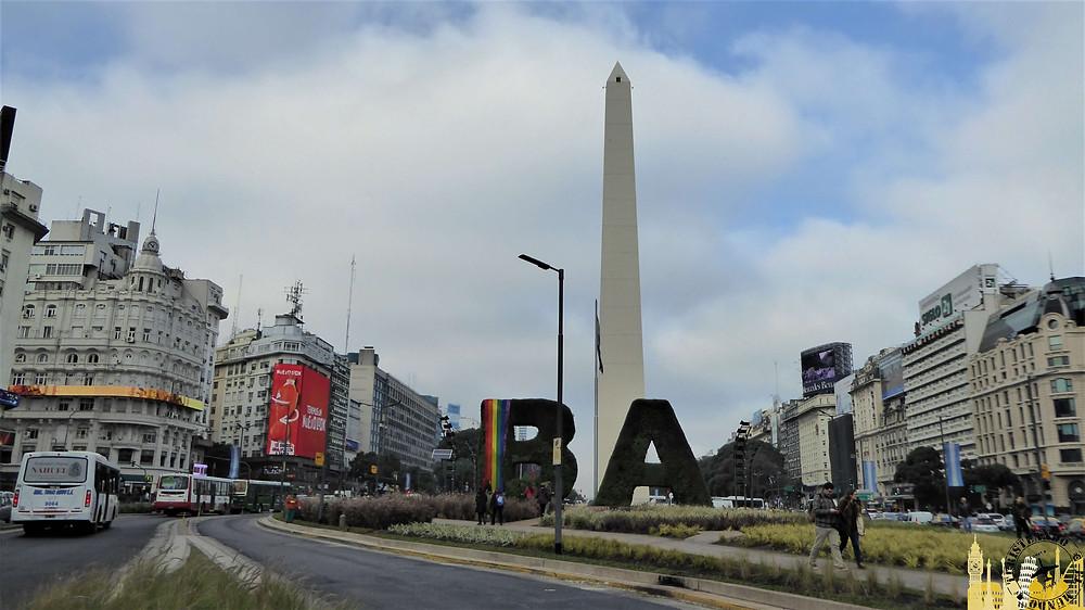Obelisco, Buenos Aires (Argentina)