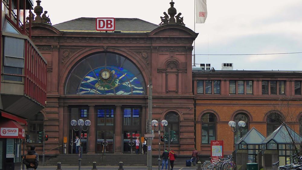 Estación de tren Bonn