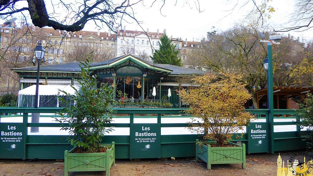 Parc des Bastions, Ginebra (Suiza)