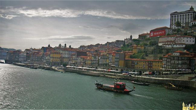 Viaje a Oporto y Guimaraes (Portugal)