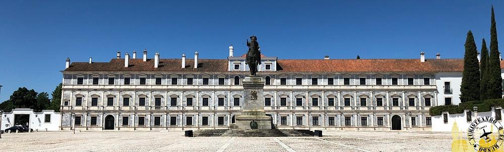 Palacio Ducal Vila Viçosa (Portugal)