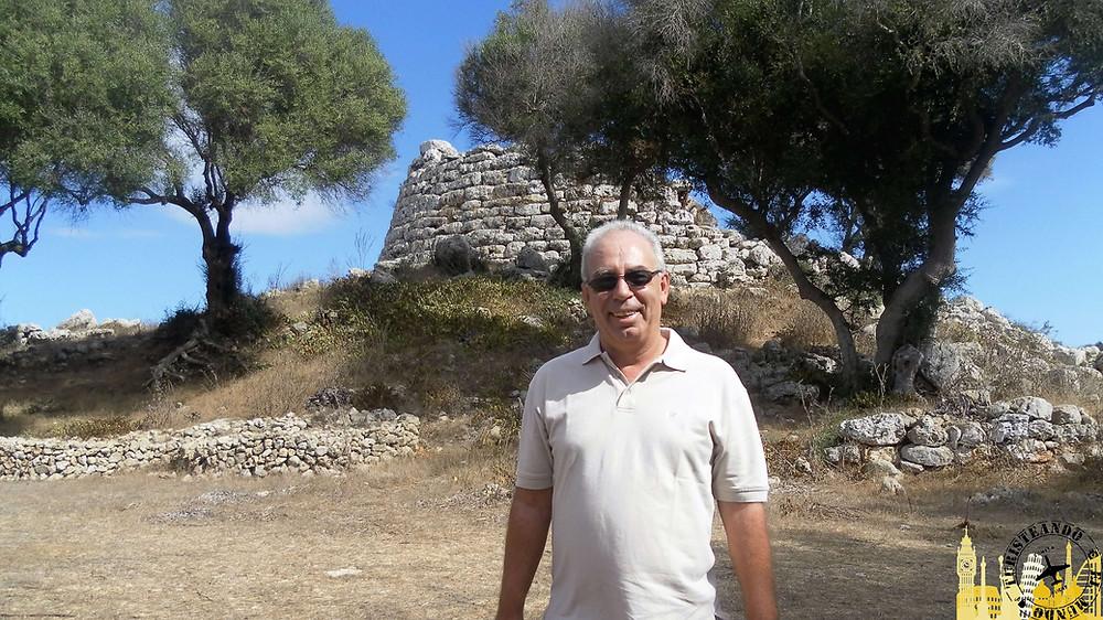Talatí de Dalt (Menorca). Talaiots