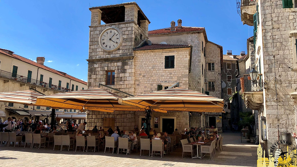 Kotor (Montenegro). Plaza de Armas