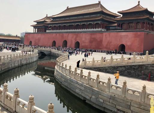 La Ciudad Prohibida (UNESCO). Pekín (China)