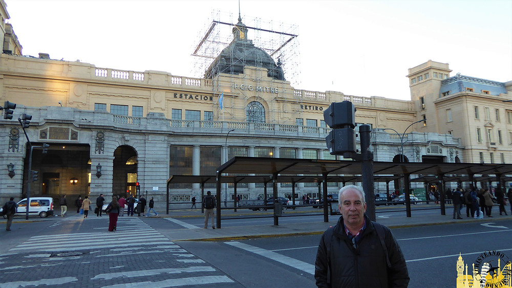 Estación de Retiro, Buenos Aires (Argentina)