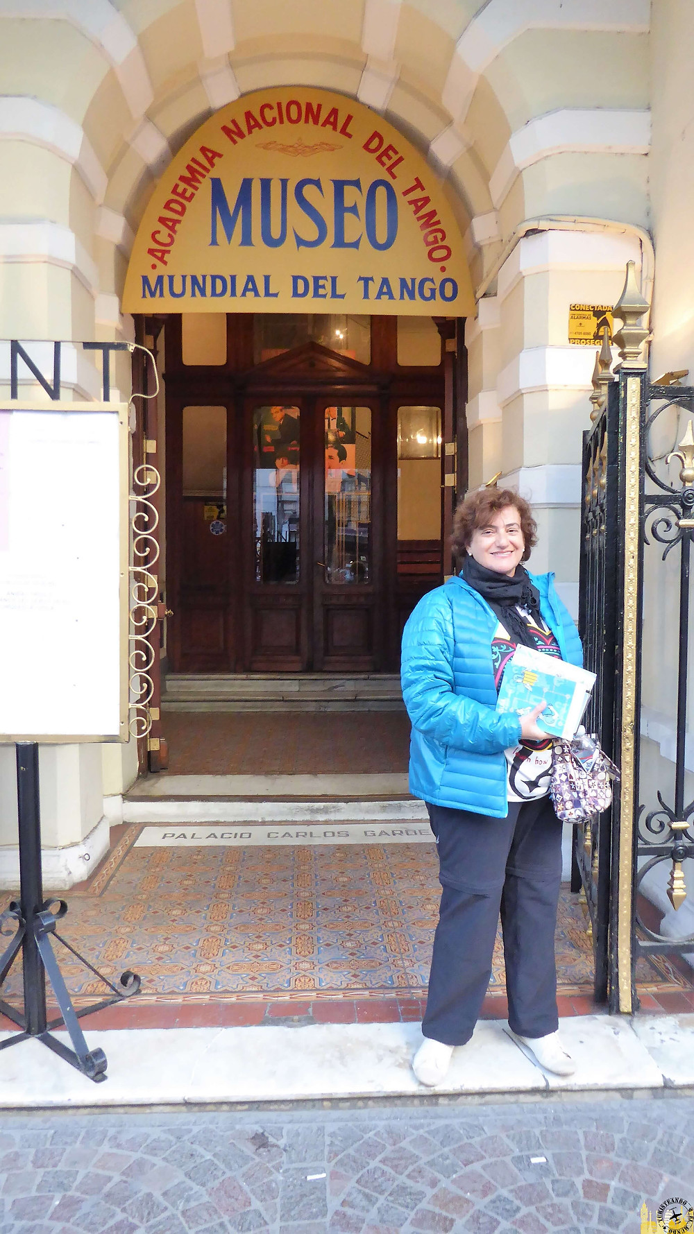 Museo del Tango (Buenos Aires). Argentina