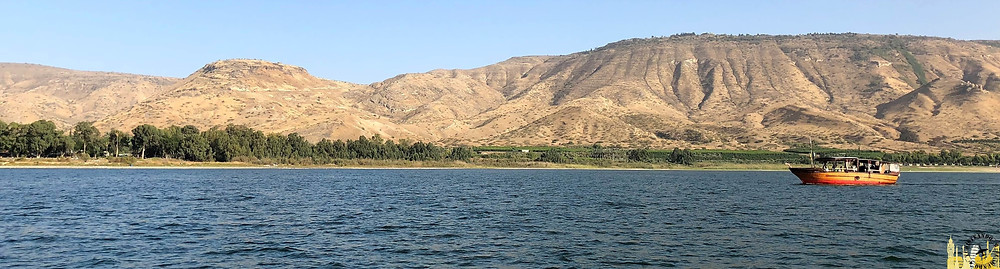 Mar de Galilea (Israel)