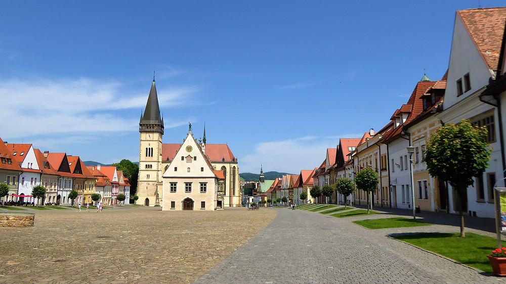Bardejov (Eslovaquia)