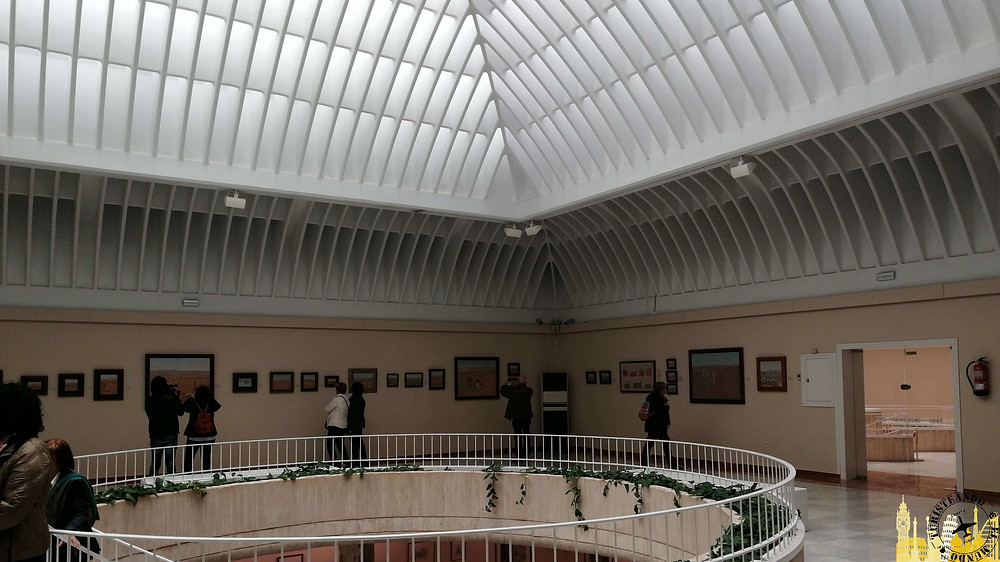 Tomelloso (Castilla la Mancha). Museo López Torres