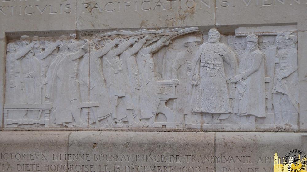 Muro de los Reformadores, Ginebra (Suiza)