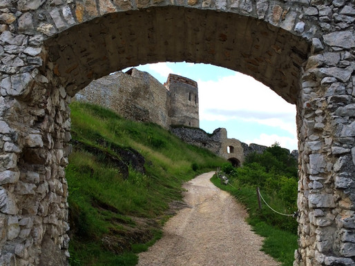 El Castillo de Cachtice y la condesa ensangrentada o la vampiresa eslovaca