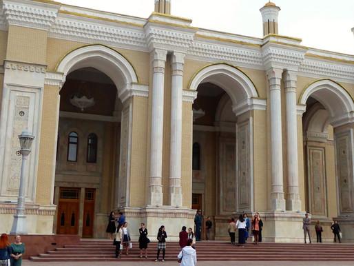 """Tashkent, la """"curiosa"""" capital de Uzbekistán"""