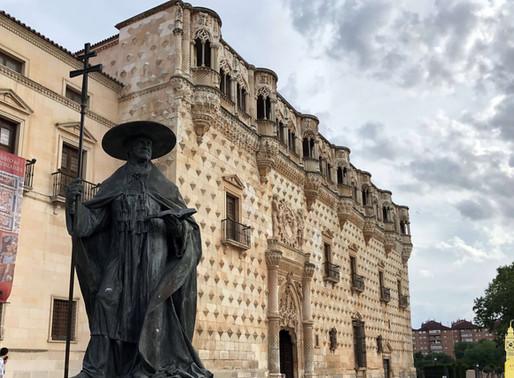 Guadalajara (Castilla La Mancha): Un paseo por su historia.