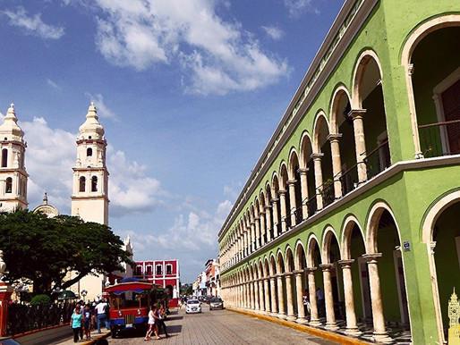 Campeche, la ciudad fortificada con colores (UNESCO). México