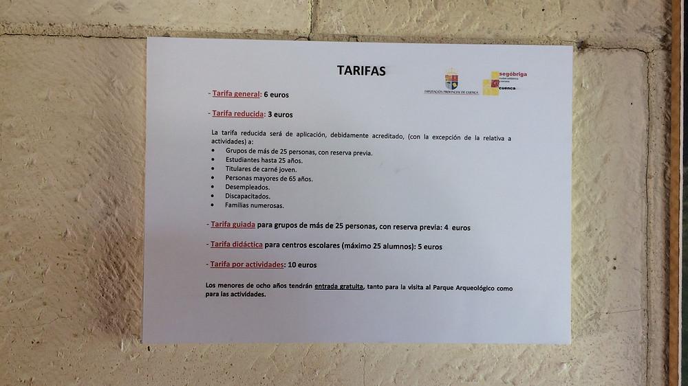 Segóbriga (Cuenca). España. Centro interpretación