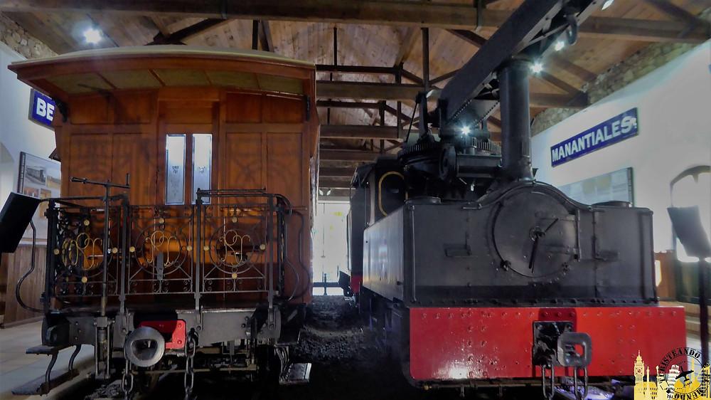 """Museo minero """"Ernest Lluch"""". Parque minero de Riotinto. Huelva (España)"""