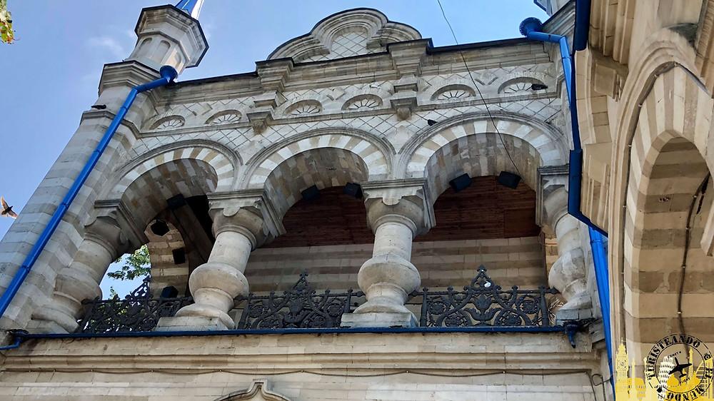 Iglesia de de Santa Teodora Sihla. Chisinau (Moldavia)