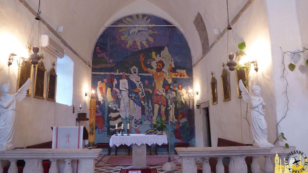 Budva (Montenegro). Iglesia San Iván