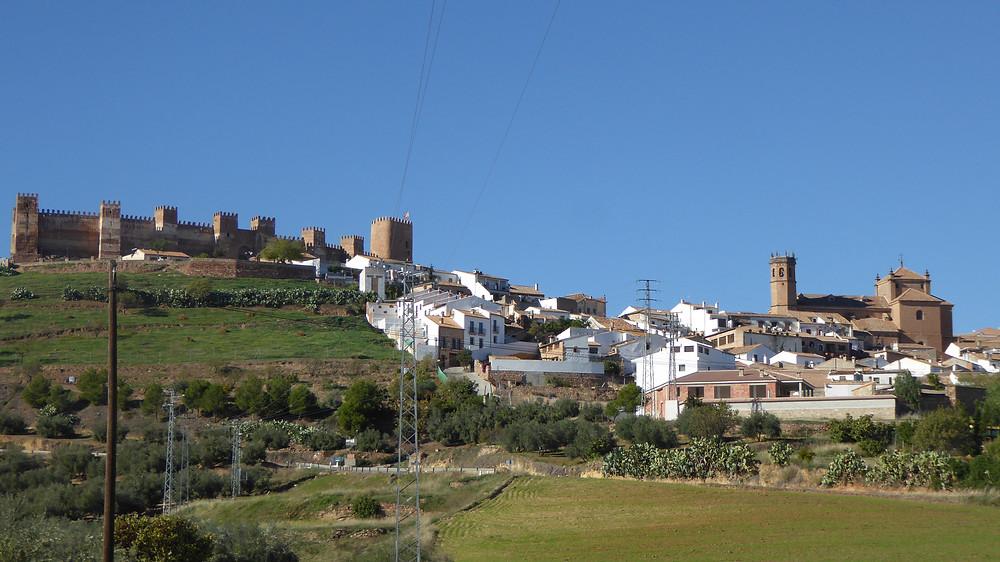 Castillo Baños de la Encina (Jaén - España)