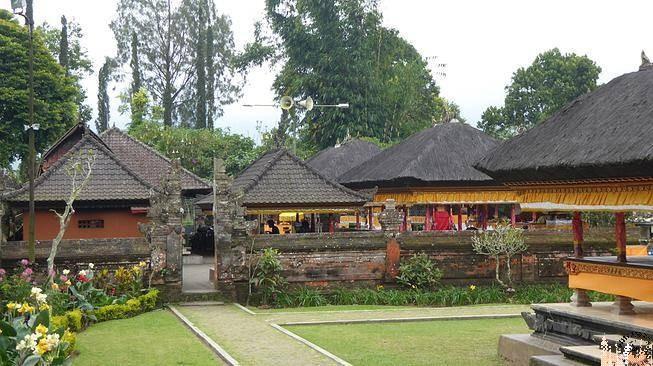 Templo PURA ULUN DANU BRATAN