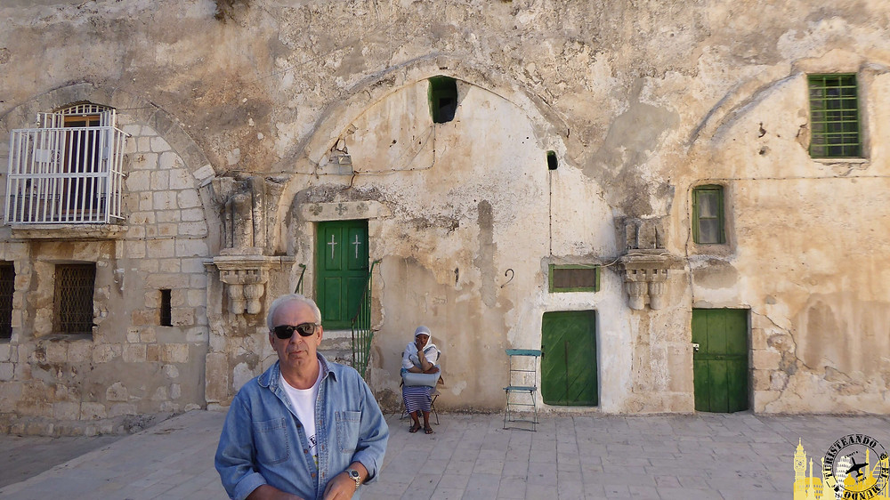 Jerusalén. Vía Dolorosa. Santo Sepulcro