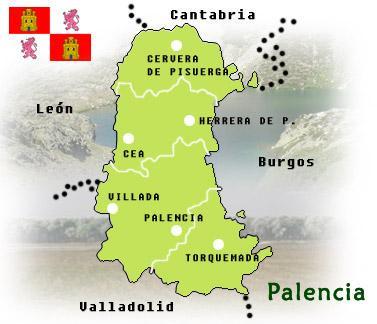 """Palencia, """"la bella desconocida"""". Castilla y León (España)"""