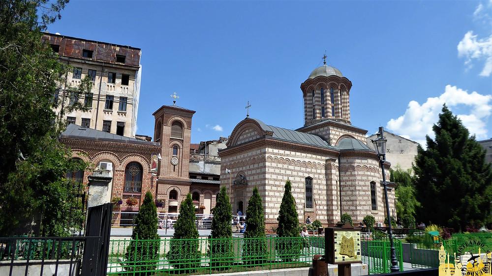 Biserica Curtea Veche, Bucarest (Rumanía)