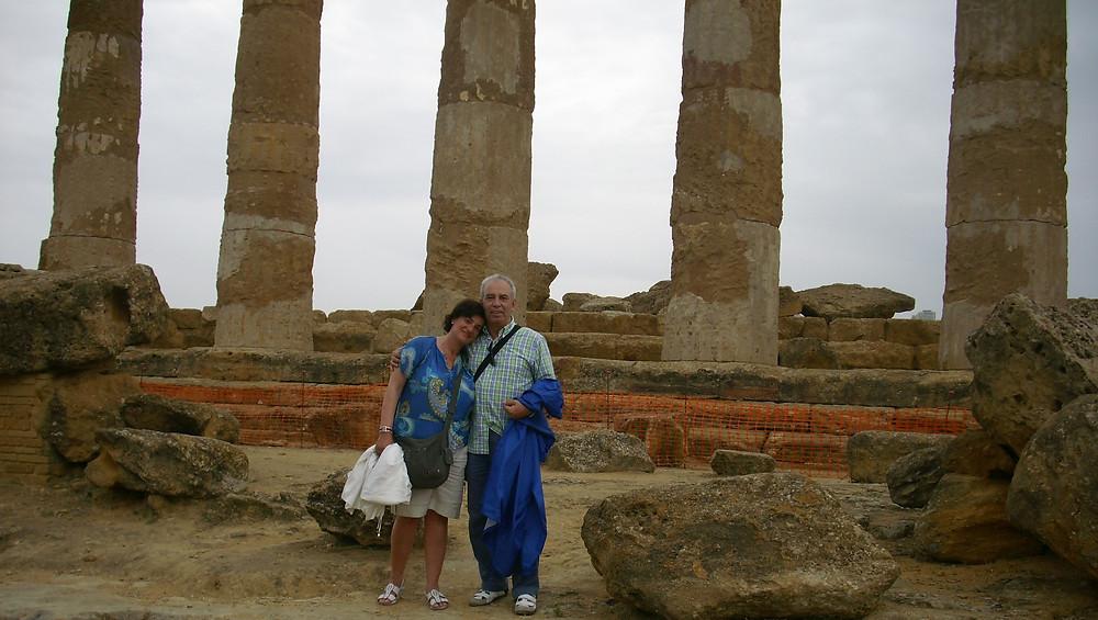 Templo de Hera. Agrigento (Italia)