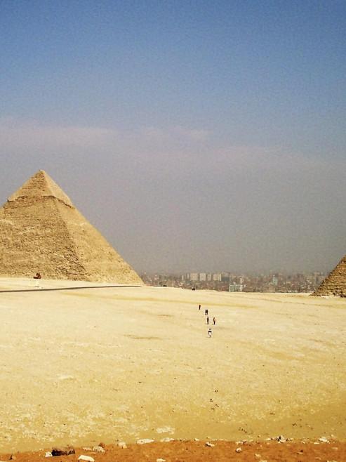 Antigua Menfis y su necrópolis (Unesco): de Giza a Dahshur. Egipto