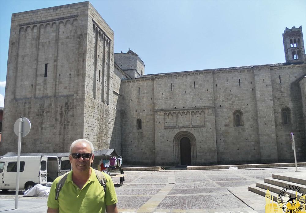 Catedral de Santa María. Seu d´Urgell (Cataluña). España