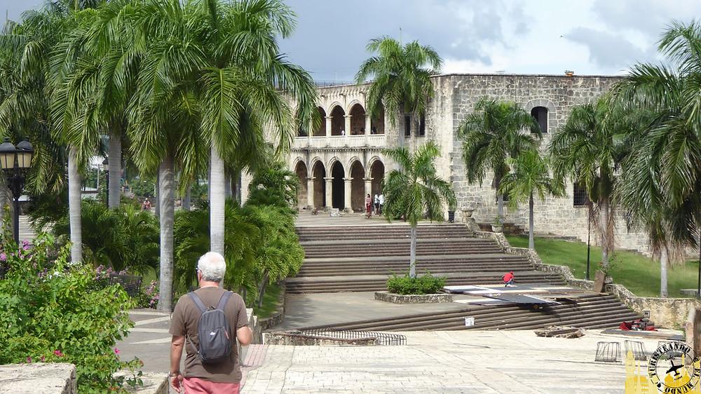 Alcázar de Diego Colón. Santo Domingo (Rep. Dominicana)