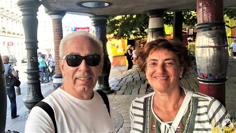 Hundertwasserhaus (Viena)