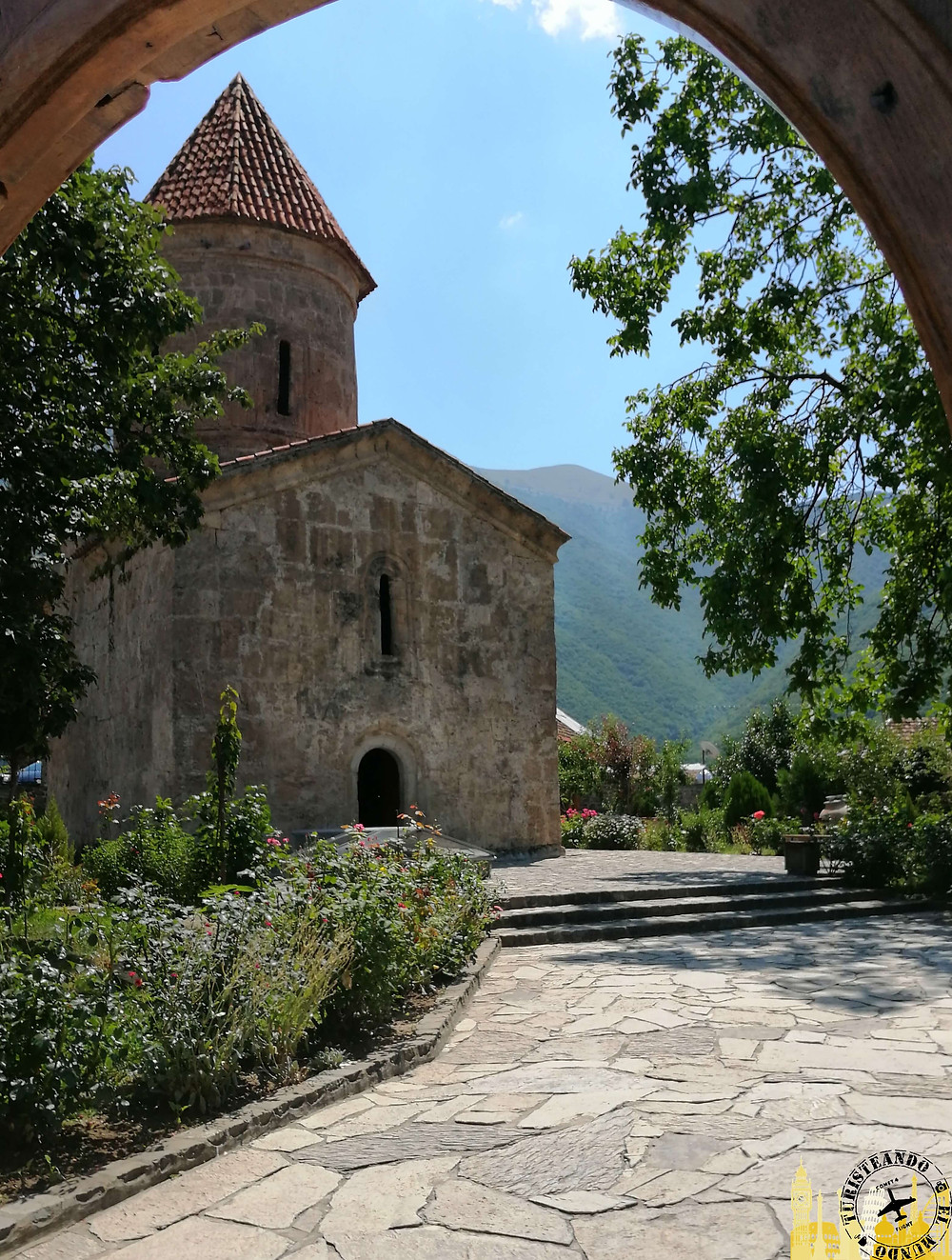 Iglesia Albanesa de Kish, Sheki (Azerbaiyán)