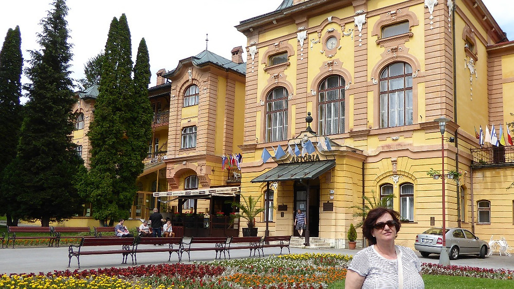 Bardejov Spa (Eslovaquia)