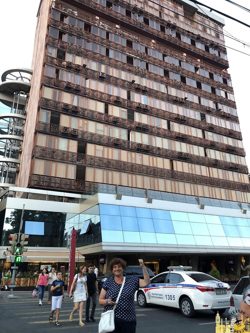 Hotel Shirak (Ereván)