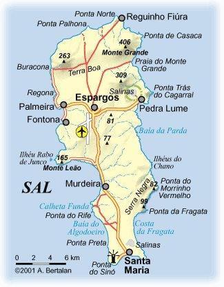Isla de Sal (Cabo Verde)