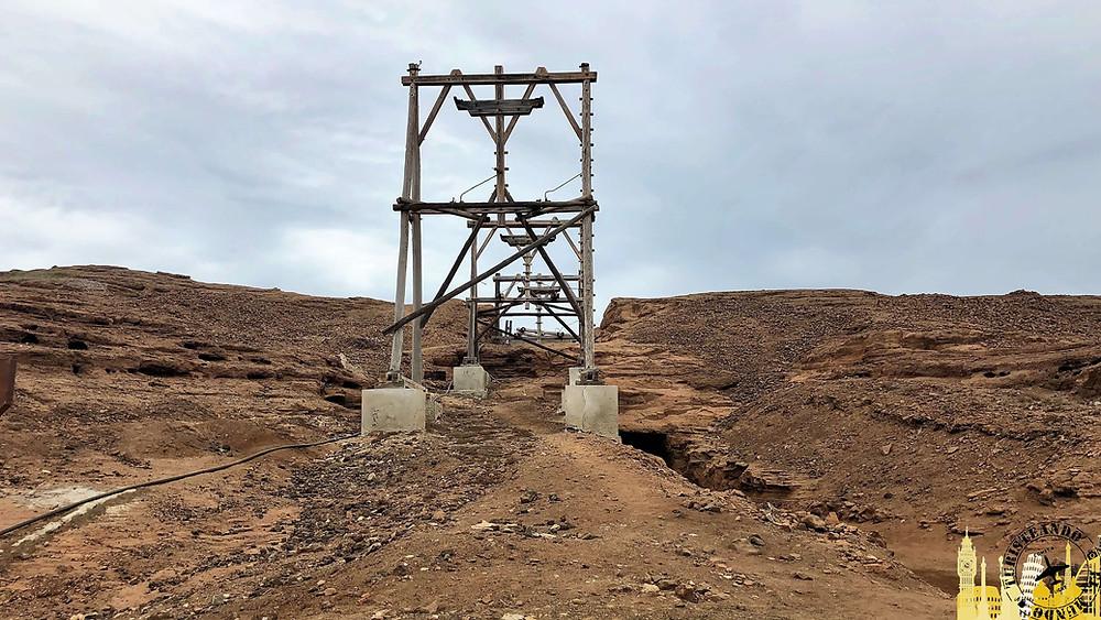 Cabo Verde. Salinas de Pedra de Lume (Isla de Sal)