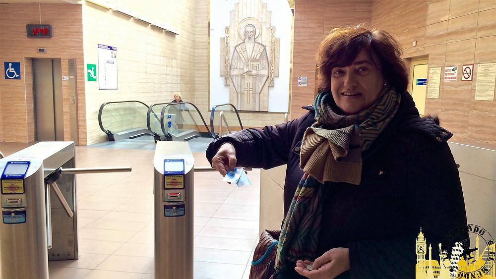 Metro (Sofía-Bulgaria)